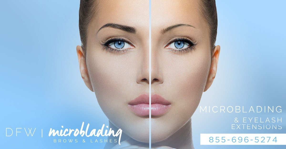 Microblading Eyebrows… The New Makeup Solution for Women