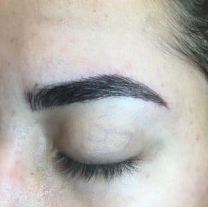 eyebrow tattoo fort worth