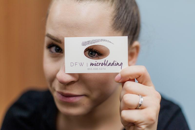 dallas eyebrows microblading