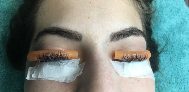lash lift dallas